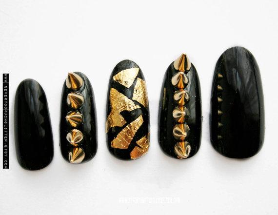 NTMG spiked nails