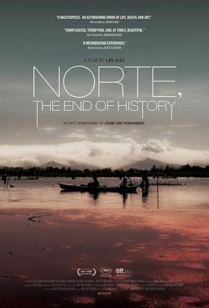 norte uk poster