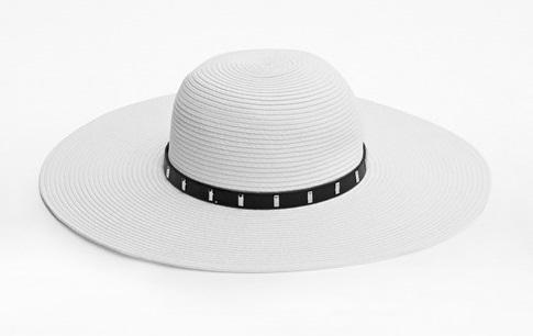 FCUK Linn floppy hat