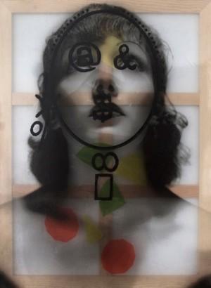 Symbol Face #3, 2013