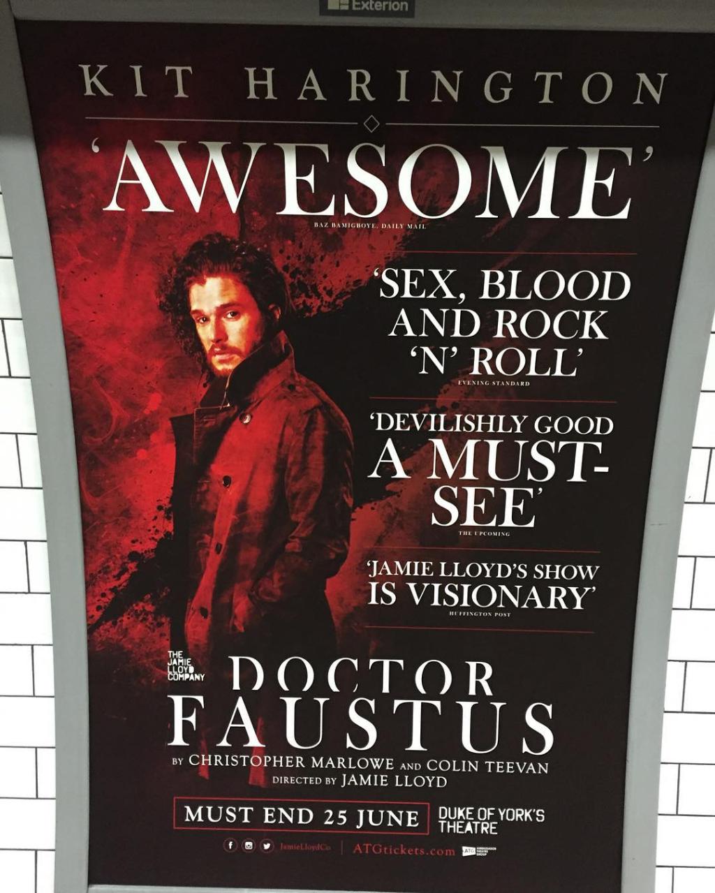 TUC - Doctor Faustus 13258945_134731713599357_599648093_n