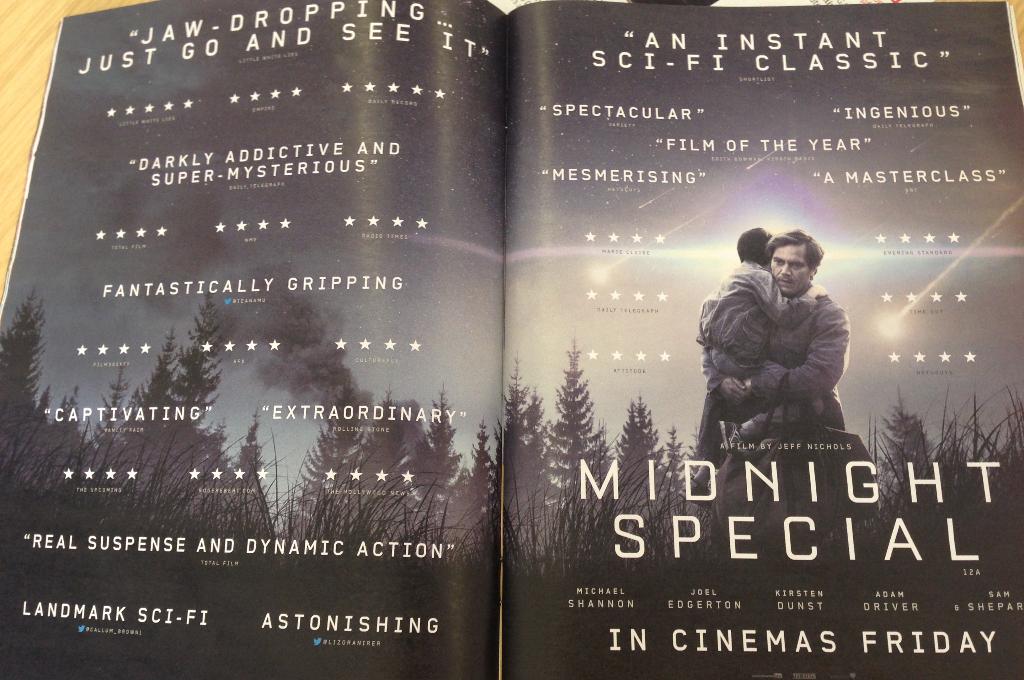 midnight special magazine