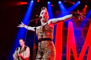 IMELDA MAY at Roundhouse - GuifrePeray - The Upcoming - 09