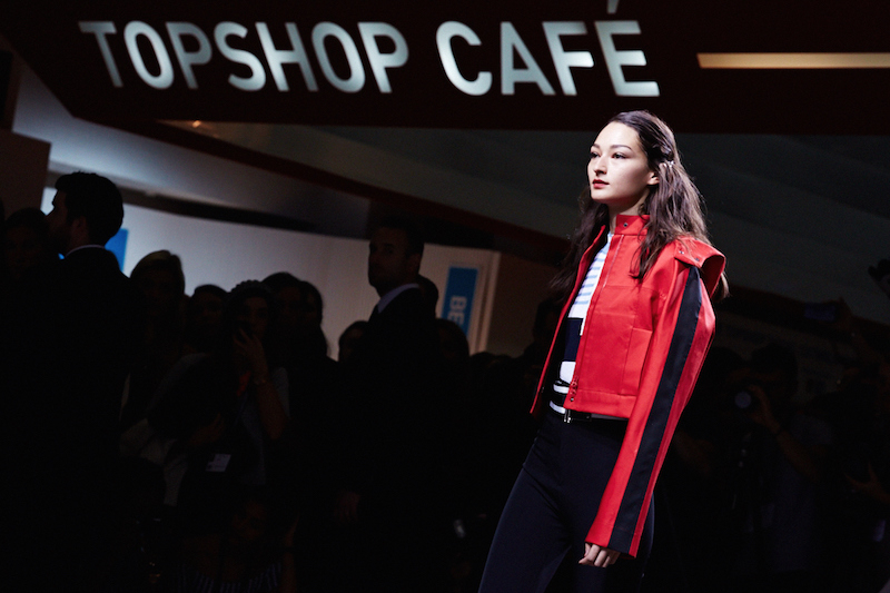 topshop report Topshop, topman broke into the chinese market in 2014 through shangpincom, a members-only web site that offers registered users access to western brands  robb report the superyacht that.