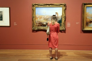 Late Turner Painting Set Free - at Tate Britain - By Rosie Yang (2)