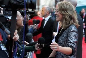 """Mr. Turner"" Red Carpet Arrivals - 58th BFI London Film Festival"