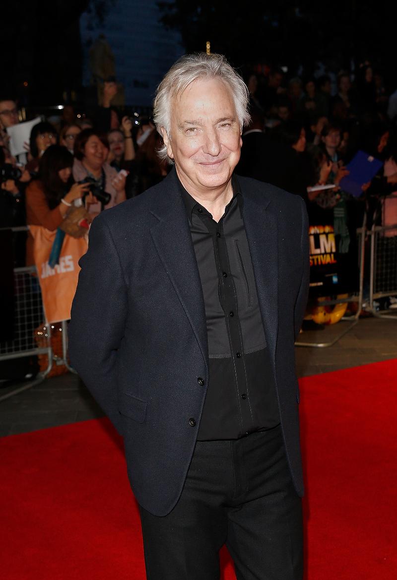 """A Little Chaos"" - Red Carpet Arrivals - 58th BFI London Film Festival"