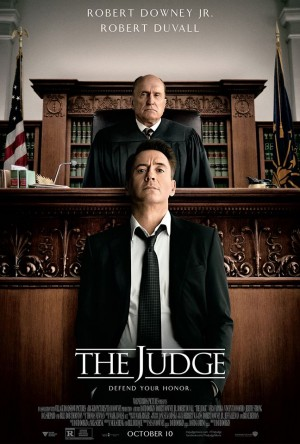 The Judge, out 17th October