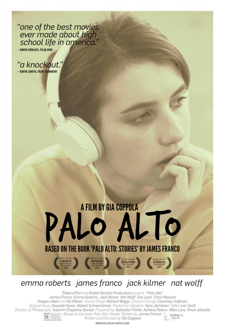 palo alto movie review � the upcoming