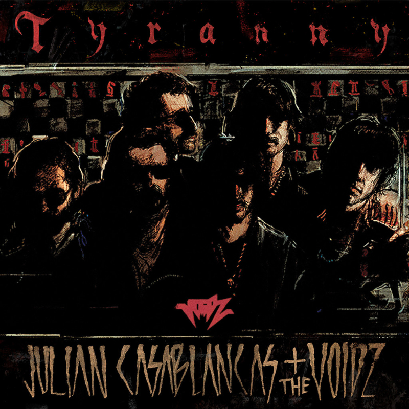 Julian Casablancas The Voidz Tyranny Album Review