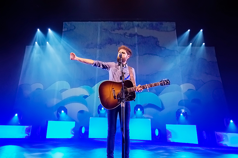 PASSENGER at Hammersmith Apollo - GuifrePeray - The Upcoming 01 copia
