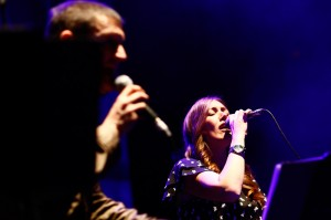 Paul Heaton and Jacqui Abbott at Roundhouse - Matthew Pull - The Upcoming - 05