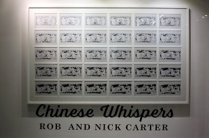 Chinese Whisperers by Rob and Nick Carter at The Fine Art Society Contemporary by Rosie Yang (2)