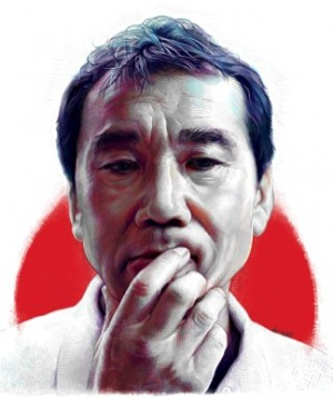 Haruki murakami the upcoming
