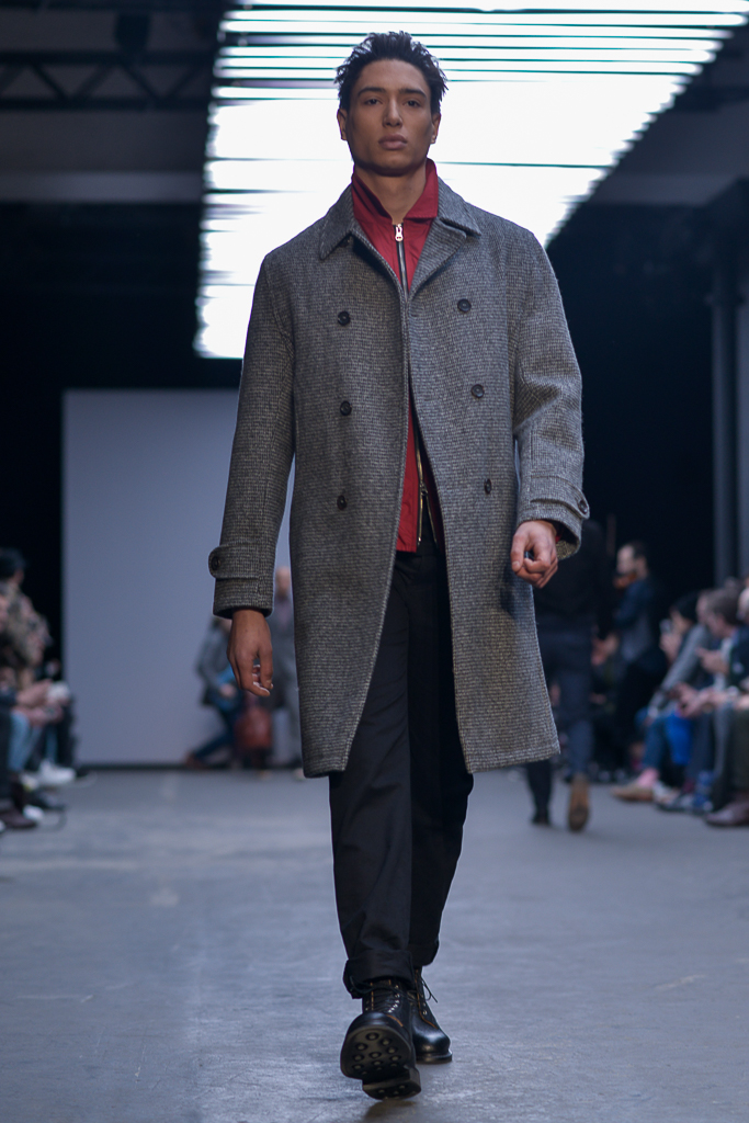 LCM AW15 - Oliver Spencer - Krish Nagari - The Upcoming -13
