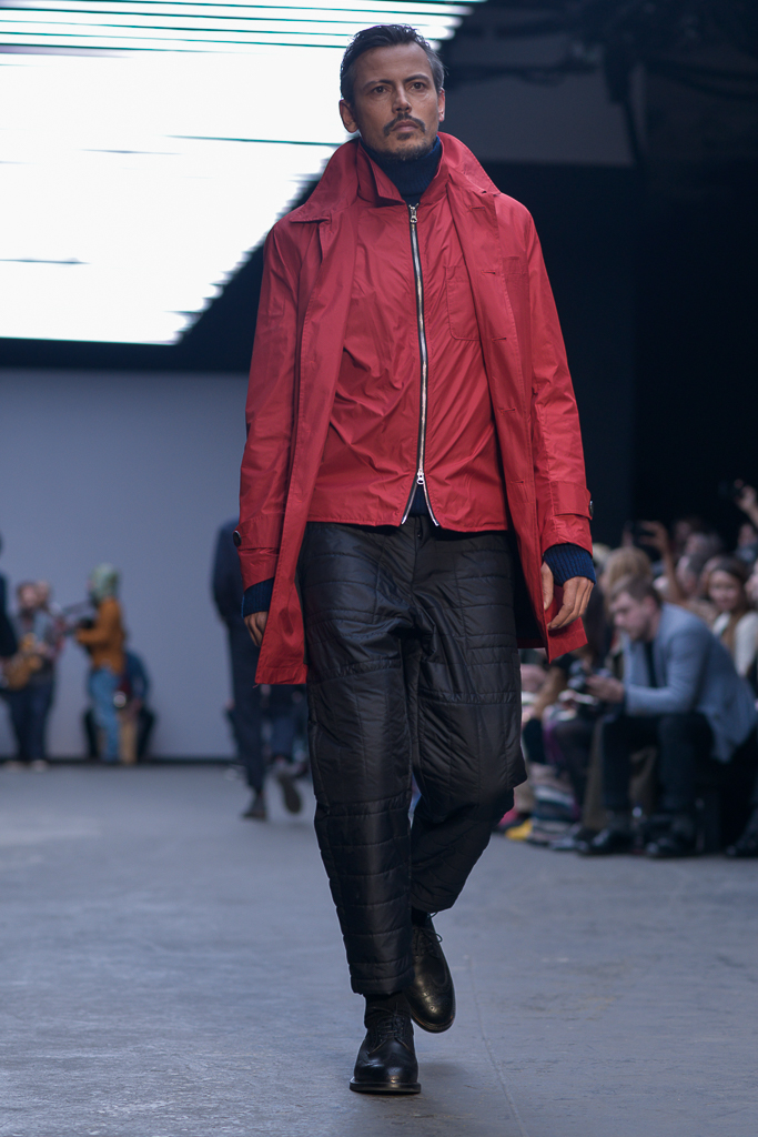LCM AW15 - Oliver Spencer - Krish Nagari - The Upcoming -16