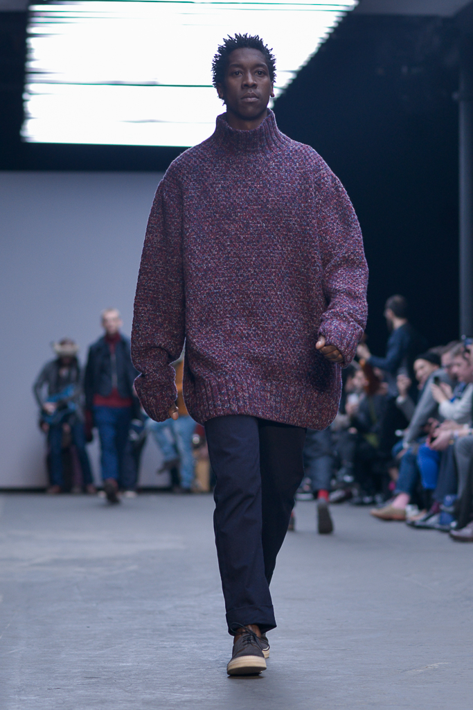 LCM AW15 - Oliver Spencer - Krish Nagari - The Upcoming -19