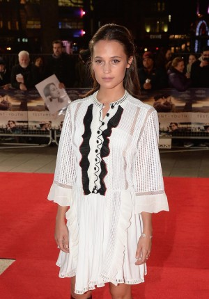 """Testament Of Youth"" - UK Premiere - VIP Arrivals"