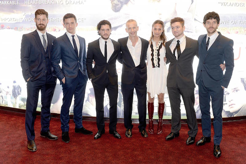 Testament of Youth premiere: A chat with the cast and crew ...