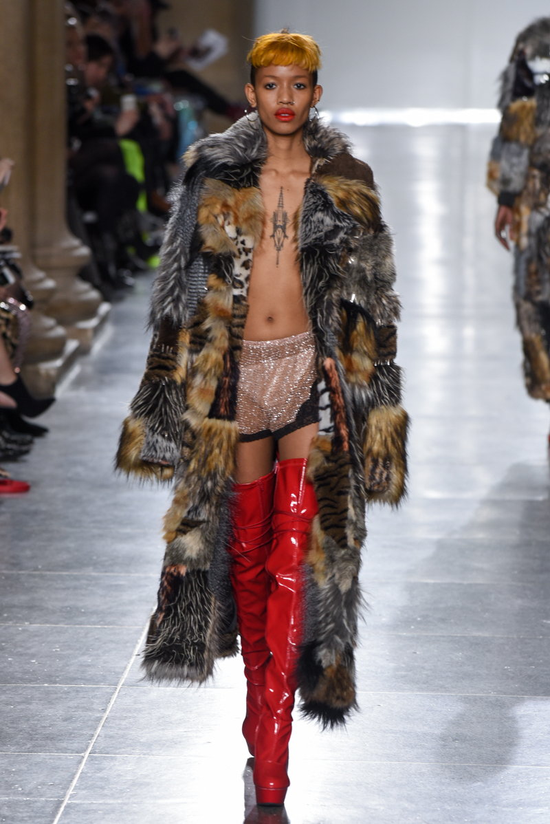 LFW AW15- Ashish -Krisztian Pinter - The Upcoming-31