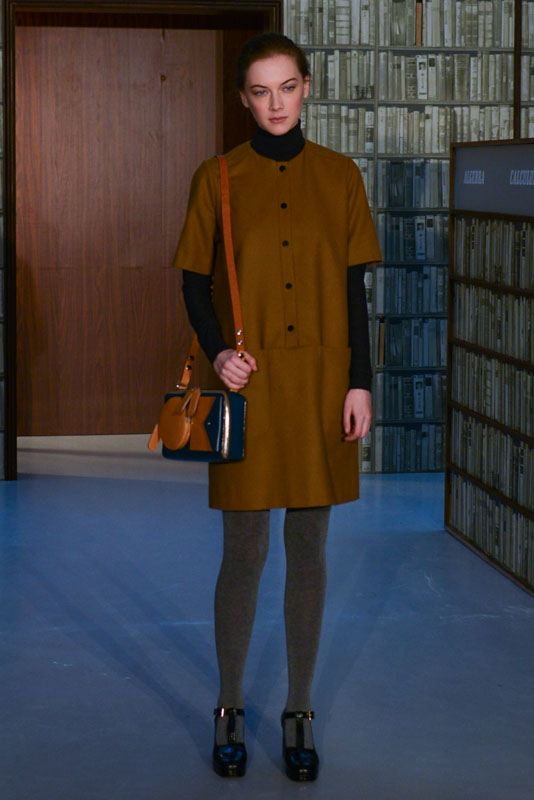 LFW AW15- Orla Kiely - Krish Nigari- The Upcoming -12