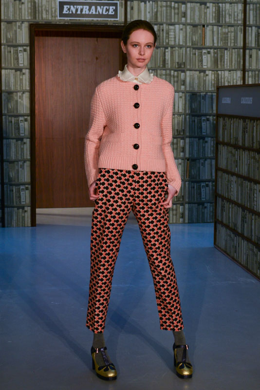 LFW AW15- Orla Kiely - Krish Nigari- The Upcoming -23