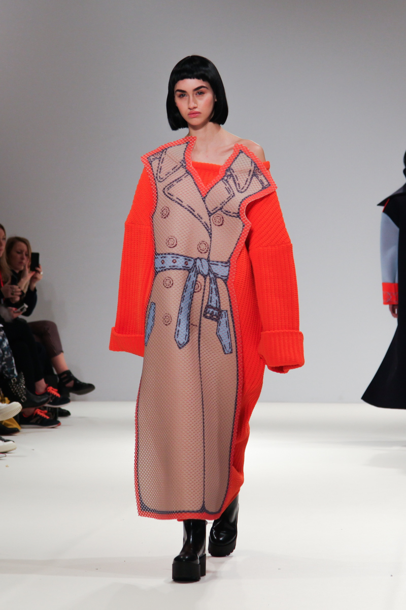 LFW A/W 2015 – The Upcoming