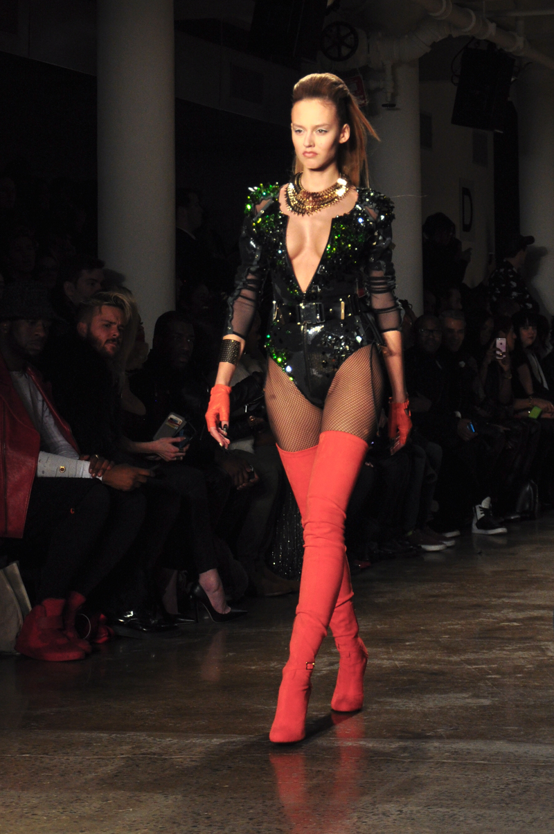 NYFW AW15 - The Blonds - Bogdan Seredyak - The Upcoming - 12
