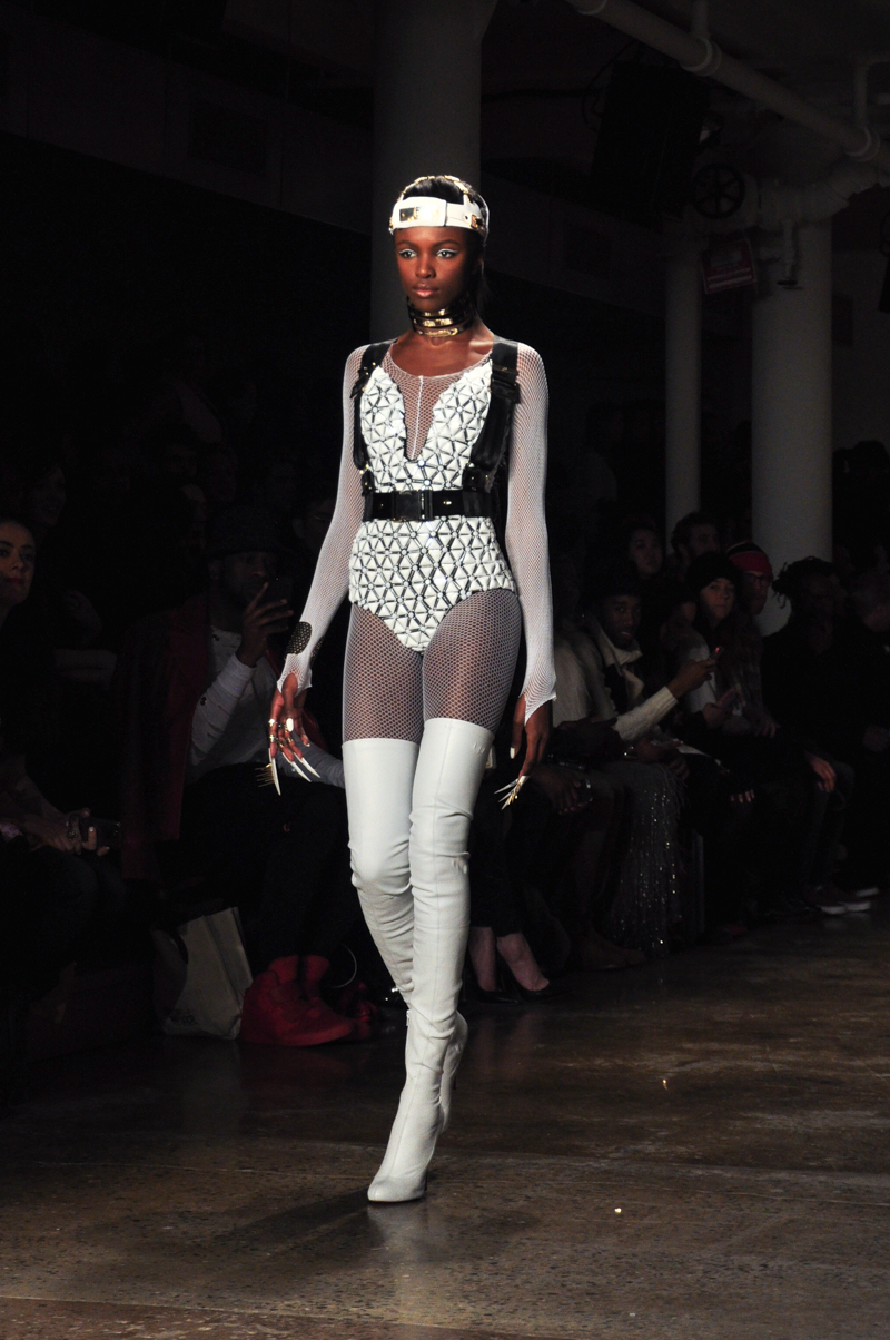 NYFW AW15 - The Blonds - Bogdan Seredyak - The Upcoming - 4