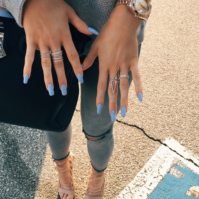 Nail Designs Kylie Jenner 81