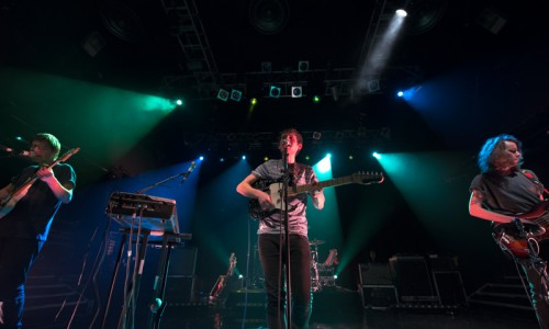 Little Comets at the KOKO - MKHarper- The Upcoming-1-4