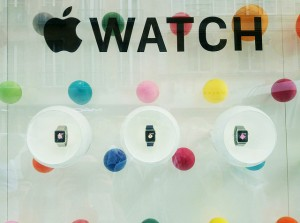 The popularity of traditional watches is unlikely to be rivalled by the Apple Watch. Photo: Houang Stephane