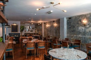 Queenswood restaurant - Ninette Osei Wilson - The Upcoming - 2