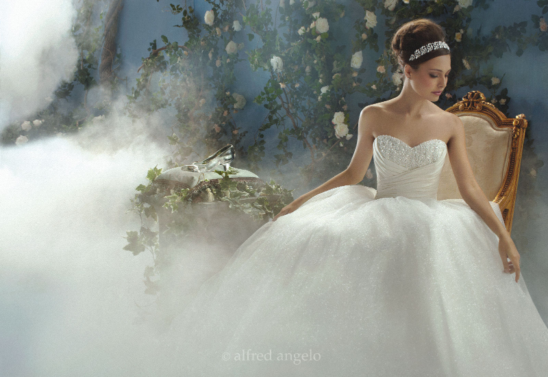 82a1dd3911f6 Bridal retailer Alfred Angelo launches iconic Disney princess ...