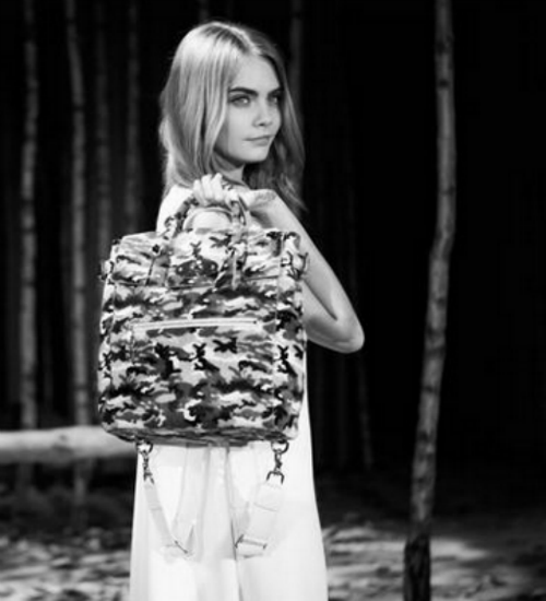 Cara Delevingne for Mulberry