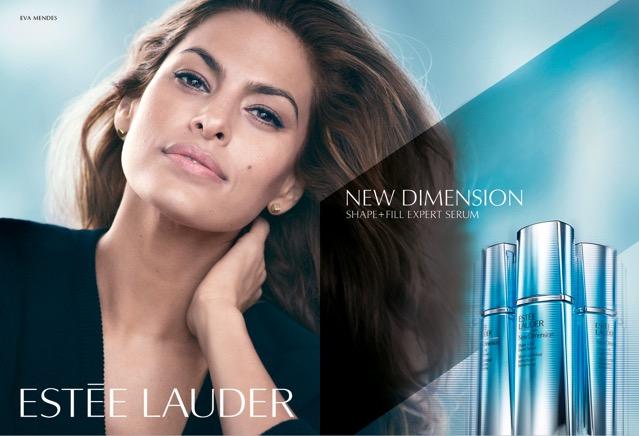 Estée Lauder declares Eva Mendes the face of New Dimension ...