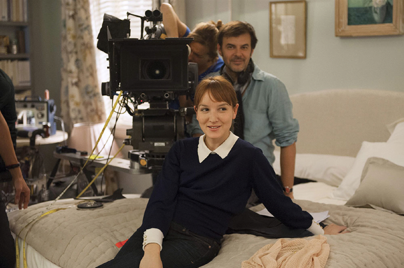 francois ozon directing the new girlfriend