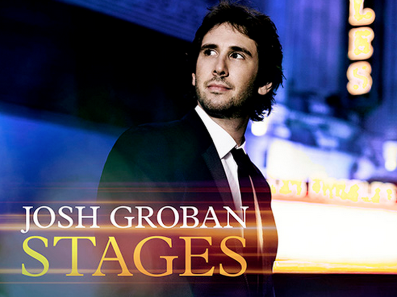 Josh Groban – Stages   Album review – The Upcoming