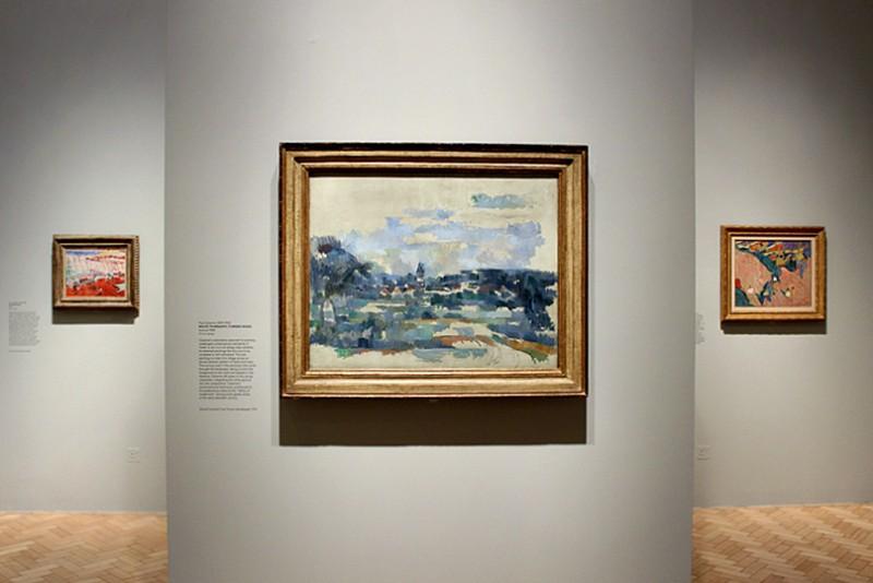 Courtauld Gallery - Unfinished - Ned Malik -