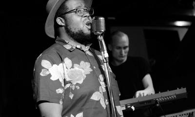 Daniel Wilson at Servant Jazz Quarters - AdrianaAyala - TheUpcoming3