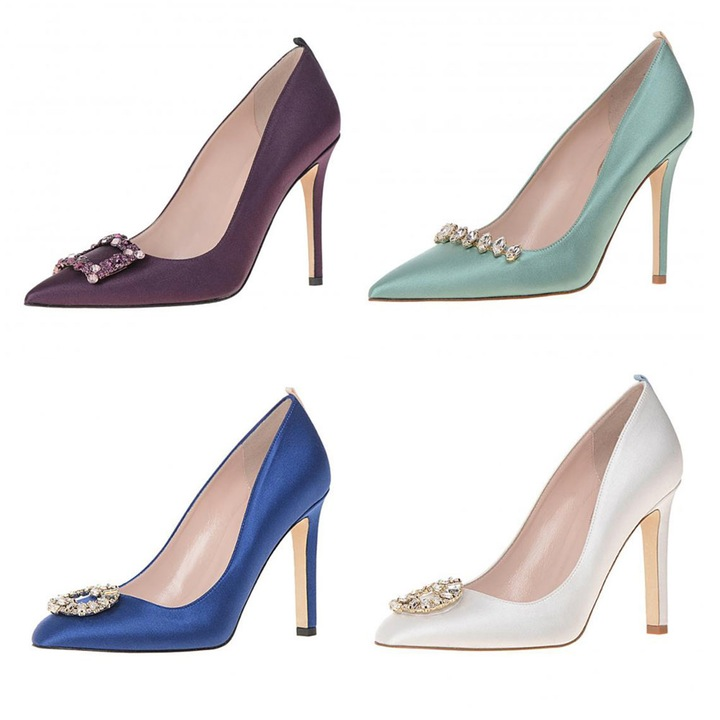 Sarah Jessica Parker launches bridal shoe collection – The ...