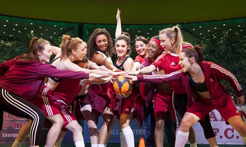 BEND IT LIKE BECKHAM THE MUSICAL Phoenix Theatre 15 May – 24 October 2015 HANDOUT ...