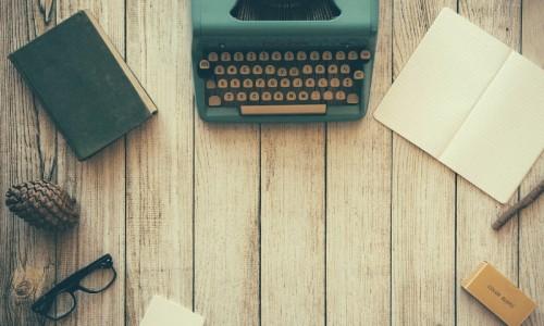 typewriter novel