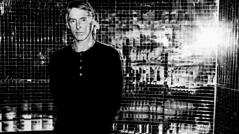 Paul Weller promo pic