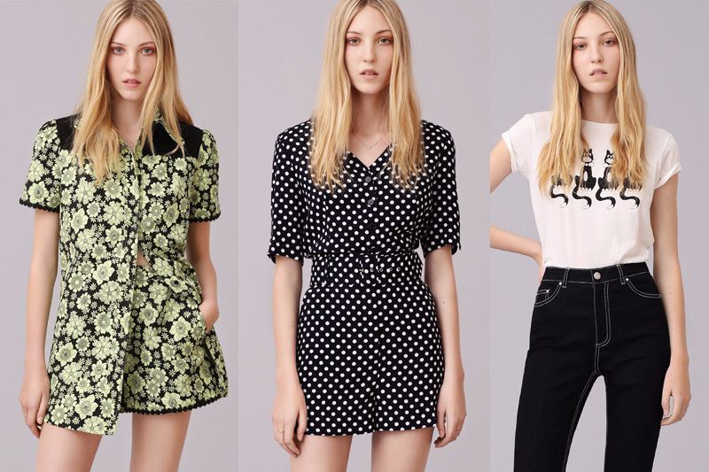 Topshop Archive Collection 1