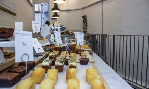 Cake Display at Ludenwic - Aleksandra Rozanska - The Upcoming - 10-2