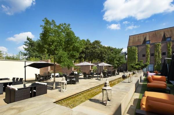 Hilton London Syon Park Kallima Spa Review The Upcoming