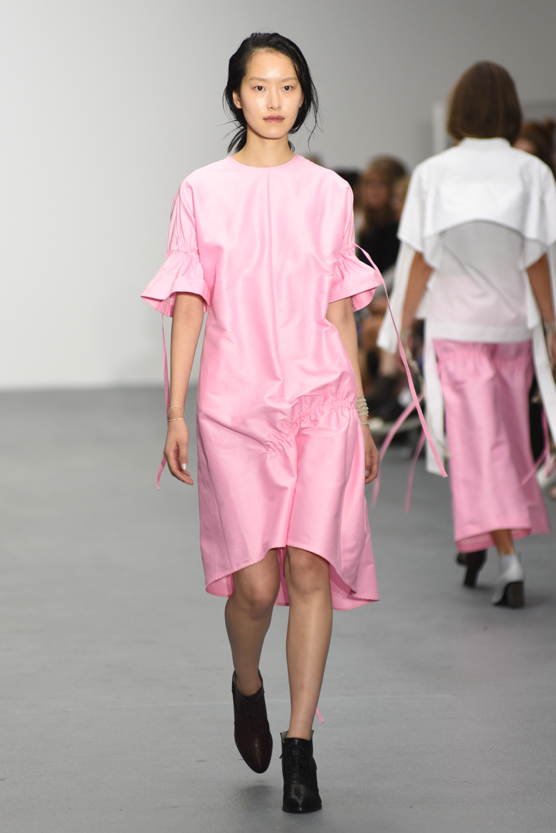 LFW SS16 - Eudon Choi - Krisztian Pinter - The Upcoming -21