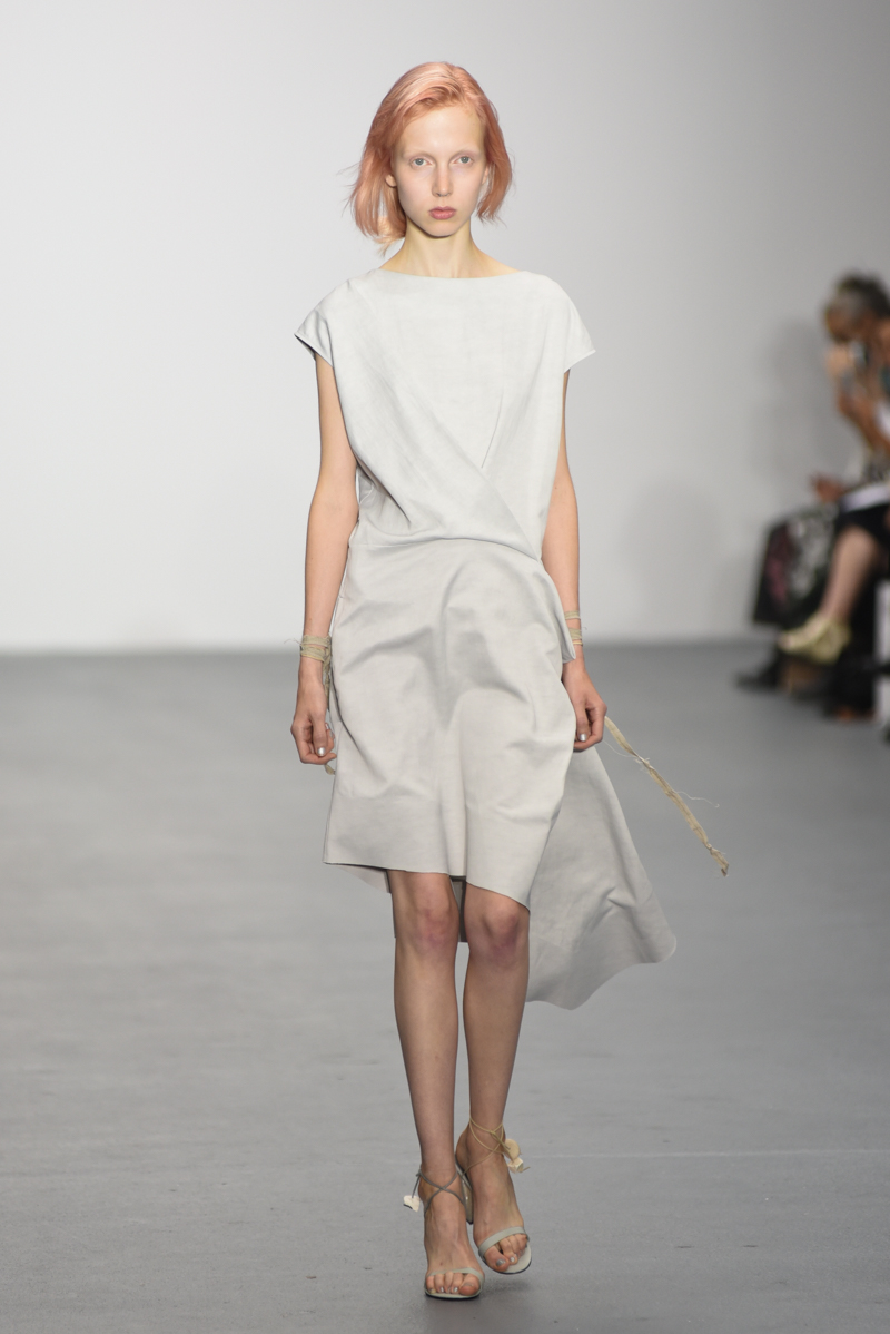 LFW SS16 - Eudon Choi - Krisztian Pinter - The Upcoming -3