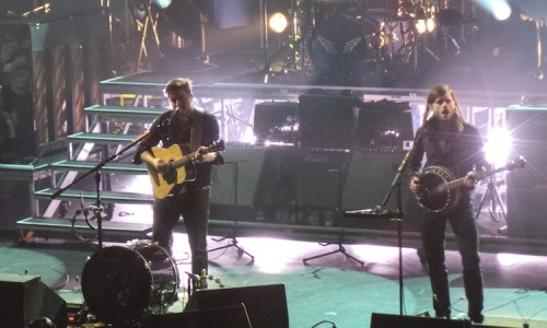 Mumford and Sons at Apple Music Festival 2015 - Laura Denti - The Upcoming-1